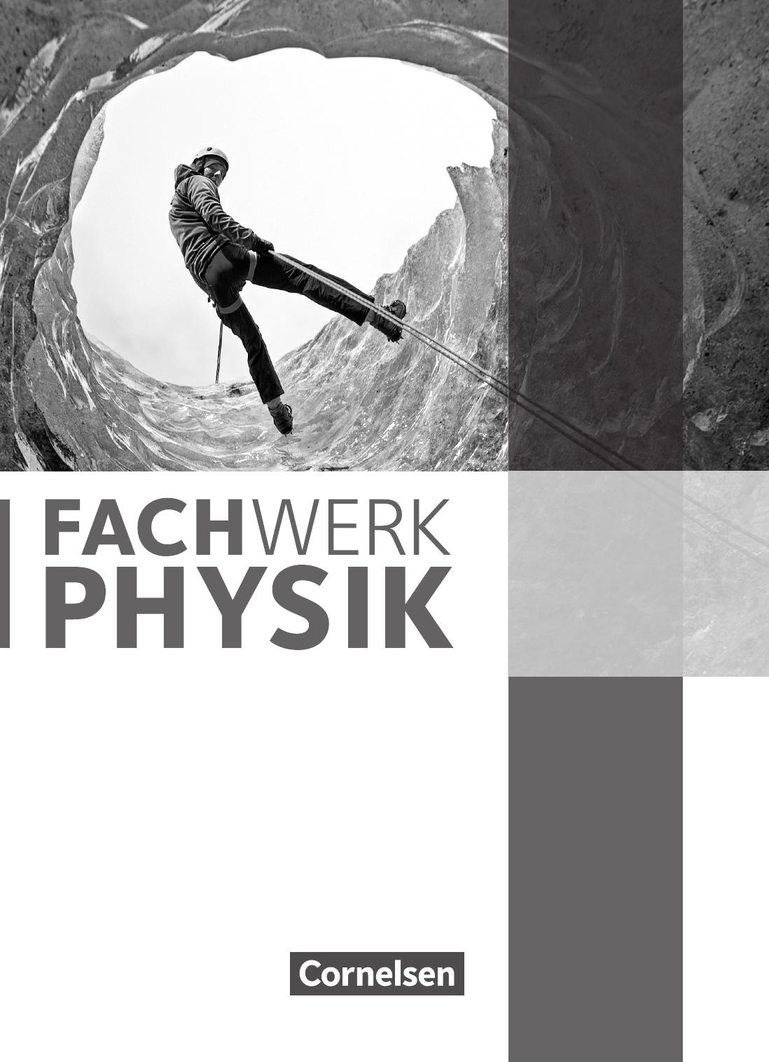 L¶sungen   Cornelsen Verlag  Schulb¼cher ... Physik Gesamtband L ...
